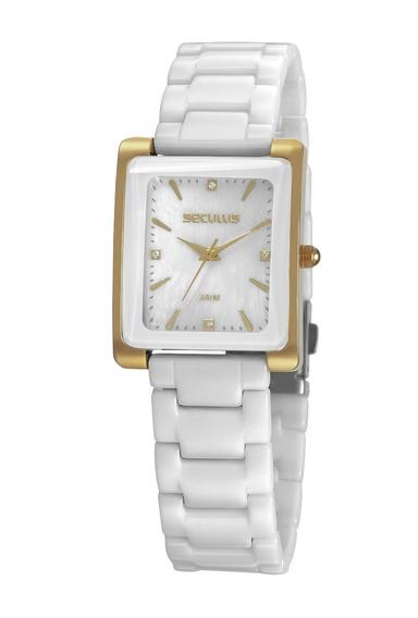 Relógio Séculus Feminino 20748lpsvdq1