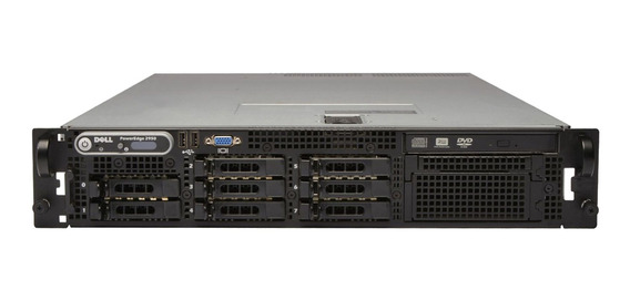 Servidor Dell Poweredge R720 1x Intel Xeon E5-2650 2.0ghz Octa Core 20mb Cache 16gb Ddr3 Ram S/ Hd Para Empresas C/ Nf