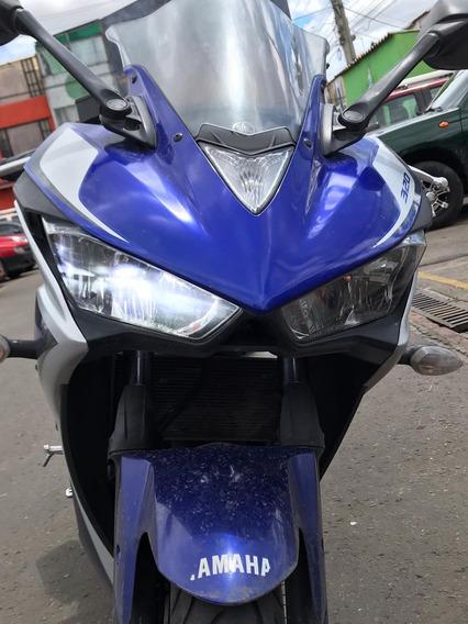 Yamaha R3 Azul 2015 Negociable