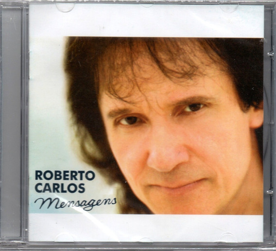 Roberto Carlos Cd Mensagens Novo Lacrado Original
