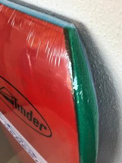 Prancha De Bodyboard Tinder 35 Genesis Altura 80 Cm C Leash
