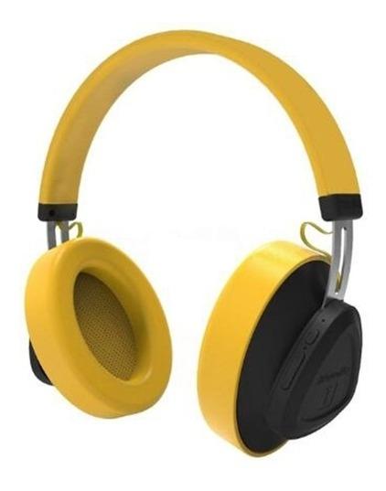 Fone Bluedio Tm Monitor (amarelo)