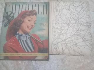 Revista **chabela** Nº234 Junio 1955. C/patron