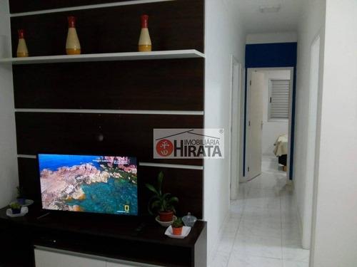 Apartamento Com 3 Dormitórios À Venda, 65 M² Por R$ 350.000 - Jardim Myrian Moreira Da Costa - Campinas/sp - Ap2263
