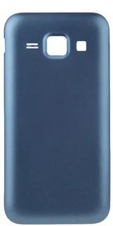 Tampa Traseira Samsung Galaxy J100 J1 J110 Original Azul