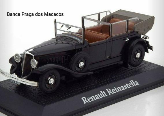 Renault Presidencial, Miniatura Rara Escala 1:43.