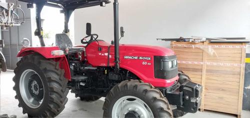 Tractor Apache Solis 60 Rx Doble Traccion