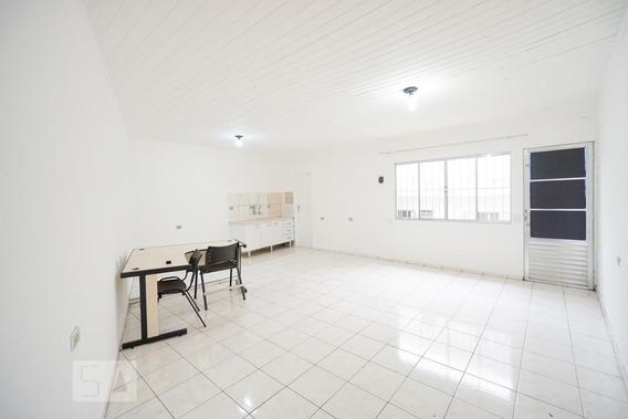 Casa Com 1 Dormitório E 1 Garagem - Id: 892967572 - 267572