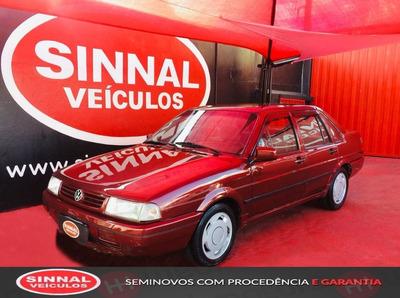 Volkswagen Santana 2.0 Mi 8v Gasolina 4p Manual