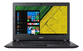 Notebook Acer Aspire 3 Celeron N3350 4gb 500gb Windows 10