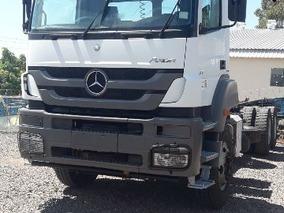 Mercedes-bens 3344 Plataforma 6x4 Ano 2013/2013 3 Unid