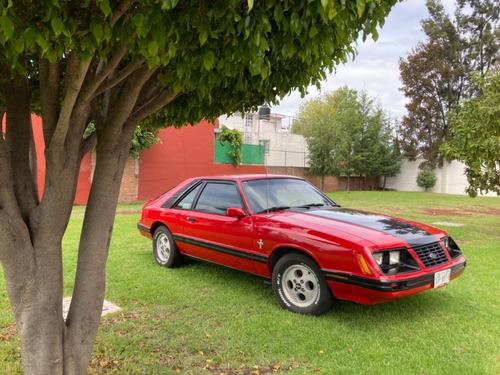 Imagen 1 de 10 de Mustang 1984 Burbuja