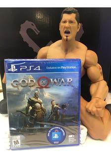 God Of War - Ps4 Fisico Original Sellado