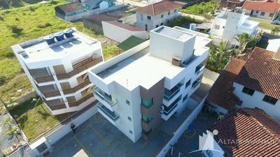 Excelente Apartamento Mobiliado À 30 Metros Do Mar, Rainha Do Mar - 481