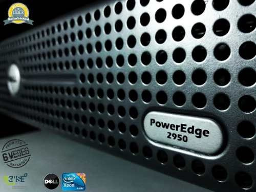 Servidor Dell Power Edge 2950 G3 + 16gb +2tb #lt-188