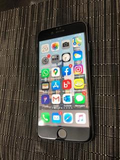 iPhone 6s 64g Batería 100% Liberado De Fabrica. Impecable