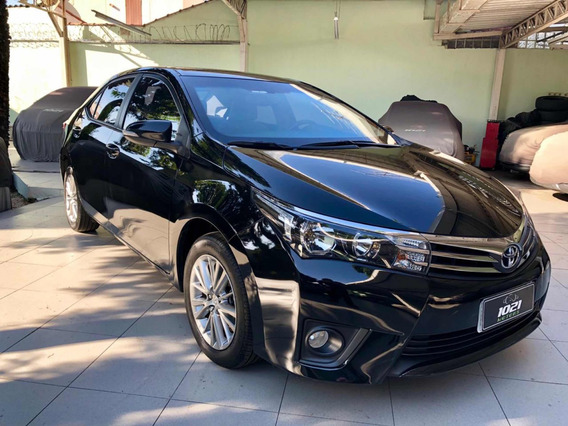 Toyota Corolla 2.0 Xei 16v Flex 4p Automático 2016/2017