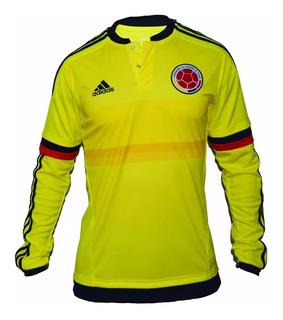 Camiseta Seleccion Colombia 2017 Original