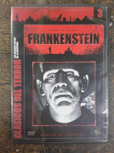Frankenstein * Boris Karloff * Dvd *