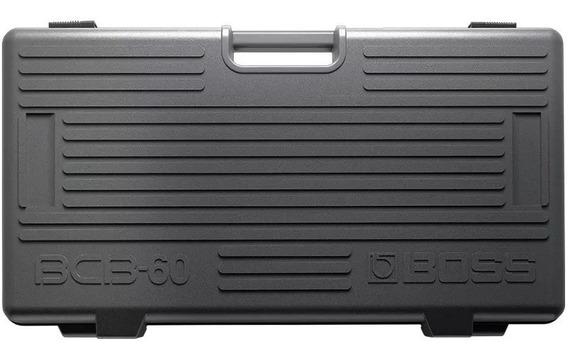 Hard Case Pedal Board Boss Bcb-60 + Acessórios - Original