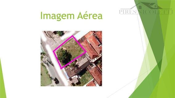 Terreno Residencial À Venda, Esplanada Dos Barreiros, São Vicente. - Te0031