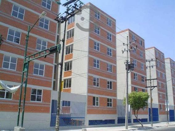 Proyecto De Departamentos, Crédito Invi, Del. Azcapotzalco
