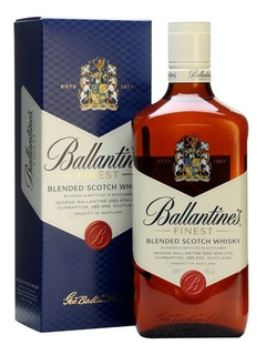 Whisky Ballantines Finest 750ml /100% Original