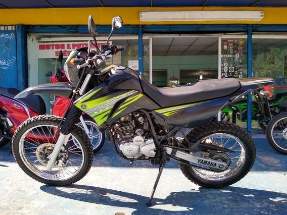 Yamaha Lander 250 Ano 2015 Preta Troca Financia