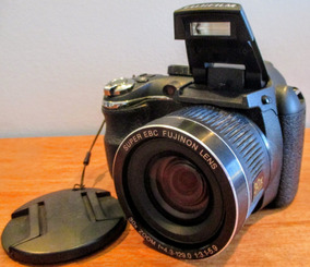 Câmera Semiprofissional Fujifilm Finepix S4000 14mp Zoom 30x