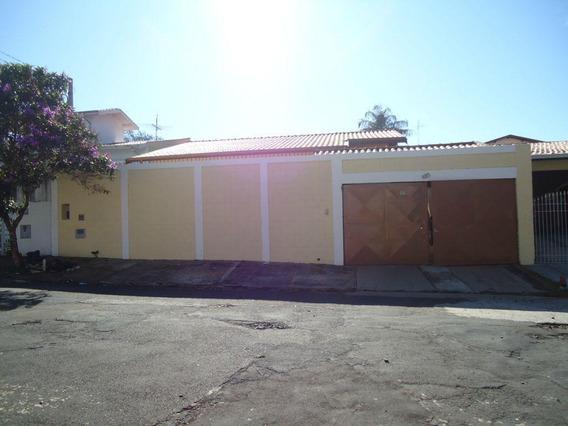 Casa Com 6 Dormitórios Para Alugar, 240 M² Por R$ 5.300,00/mês - Cidade Universitária - Campinas/sp - Ca0506