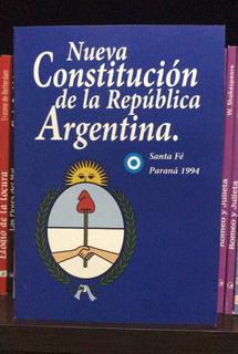 Nueva Constitución De La República Argentina - 1994