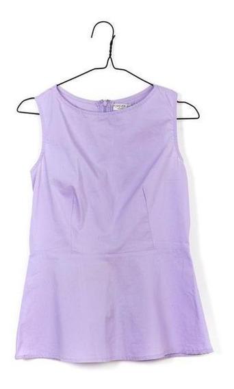 Camisa Lila Forever 21