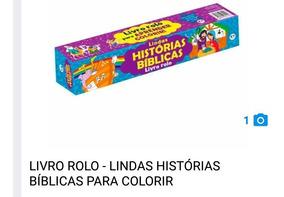Livro Para Colorir- Rolo