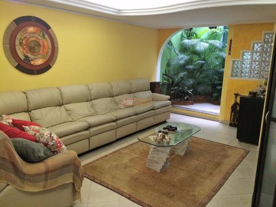 Casa Terrea No Bairro Baeta Neves Em Sao Bernardo Do Campo Com 04 Dormitorios - L-29751