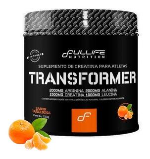 Pré Treino Transformer - Arginina + Alanina + Leucina