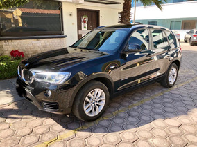 Bmw X3 2.0 Xdrive 20i L4 T At 2015