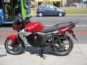 Yamaha Sz16 R Modelo 2014