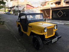 Jeep Aero Willys 6cc