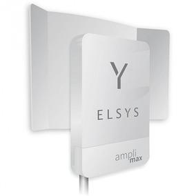 Roteador Externo Elsys Amplimax + Voz Longo Alcance 4g 3g 2g