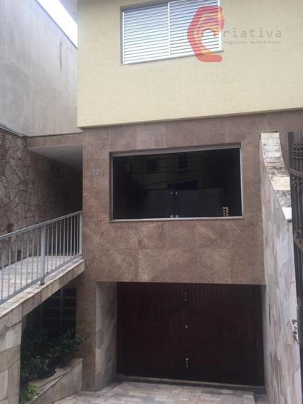 Sobrado Residencial Para Venda E Locação, Jardim Anália Franco, São Paulo. - So0365