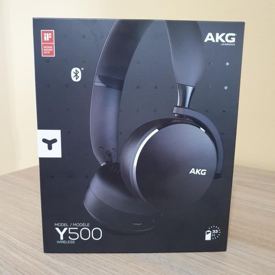 Akg Y500 Wireless On-ear Headphones