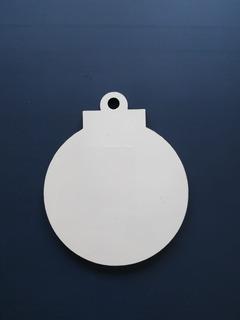Esferas Mdf Para Sublimar 3mm , 30 Esferas X $560.00
