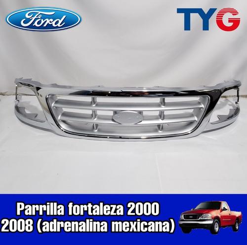 Parrilla Fortaleza 2000 2002 2003 2004 2005 2006 2007 2008