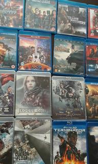 Películas Blu Ray 3d