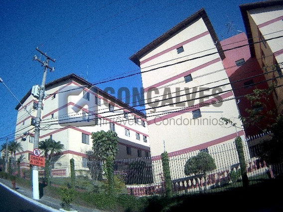 Venda Apartamento Sao Bernardo Do Campo Vila Jerusalem Ref: - 1033-1-37674