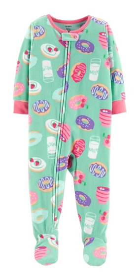 Carters Pijama Polar Bebé Nenas Dona