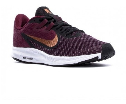 Zapatillas Nike Downshifter 9 Wmns Mujer Bordo Aq7486600
