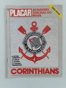 Revista Especial Placar- Maiores Torcidas- Corinthians