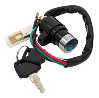 Chave Ignição Contato Shineray Xy 50q Modelo Original