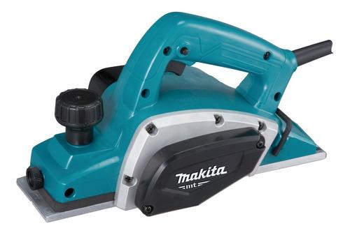 Plaina Elétrica Manual Makita Mt M1902b Prof 82mm 580w